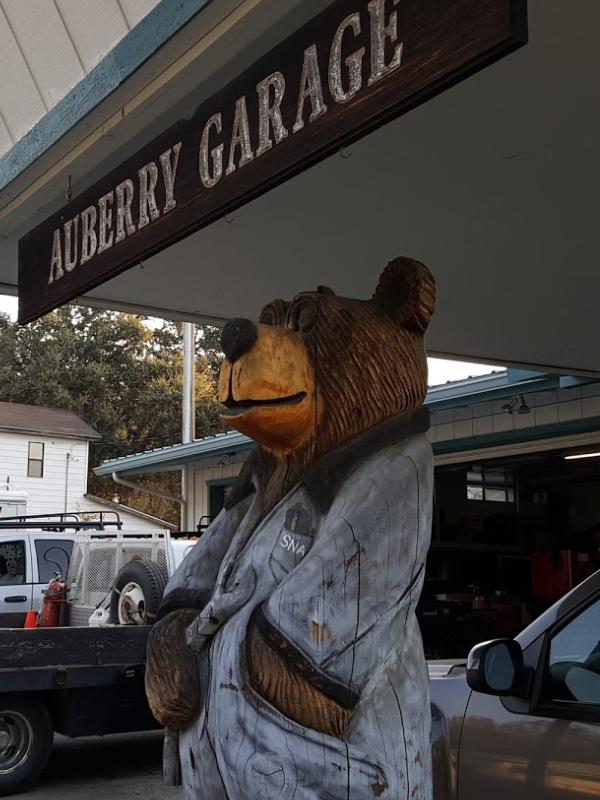auberry garage