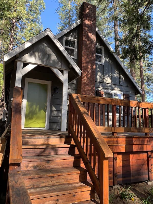 Knotty Pines  From $110/Night